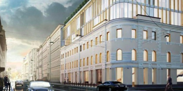 Golden Mile private residences в Москве